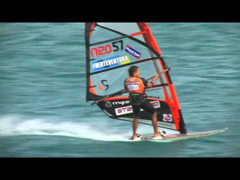 PWA Slalom Grand Slam Fuerteventura 2012 - First Final