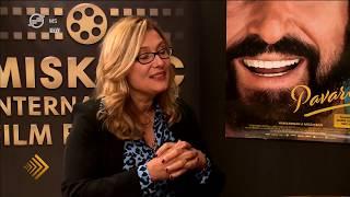 Luciano Pavarotti özvegyével, Nicoletta Mantovani-val készített exkluzív interjút a Kult'30