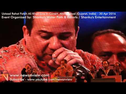 My Name Is Khan Movie Sajda Song Rahat Fateh Ali Khan Live Concert