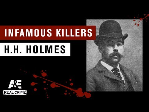a short biography of the most infamous serial killers in history Serial killers have appalled our society for many years there have been approximately 400 serial killers in the united states alone in the past however, many law enforcement officials believe that the stranglings were the work of more than one person especially because of the wide gap in the.