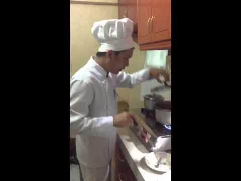 Master Chef Hector Gomez