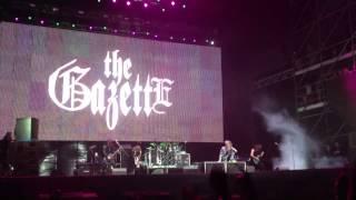 the GazettE - LEECH (KUBANA 2013)