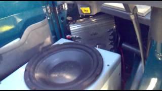 Piaggio Ape Sound System