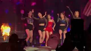 190417 Blackpink World Tour in LA - Jennie Solo - Solo