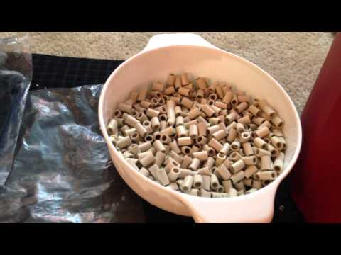 How to Set Up Zoo Med Turtle Clean 75 Turtle Filter Part 1