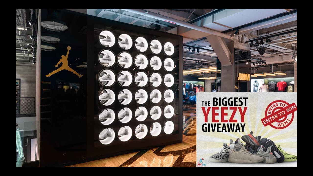 d30368a959458 Sneaker Shopping in Chicago   Information about the BIGGEST YEEZY Giveaway  Ever