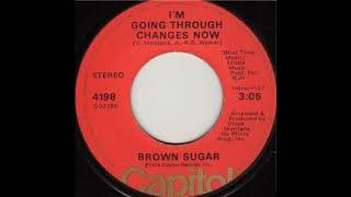 "BROWN SUGAR: ""I'M GOING THROUGH CHANGES NOW"" [John Morales M&M Mix]"