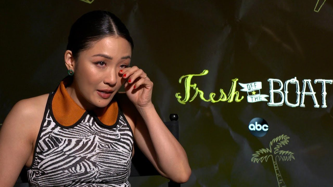 Download Constance Wu TEARS UP Over 'Fresh Off the Boat' Coming to an End (Exclusive)