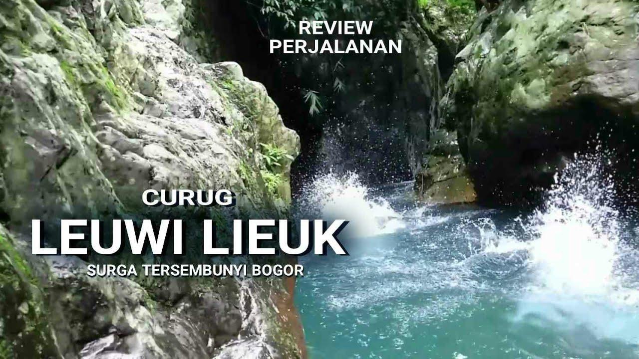 "Curug leuwi lieuk ""BOGOR"" (part1 - review perjalanan)"