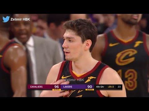 Cedi Osman'dan LA Lakers'a karşı harika performans, Cleveland galip! | 20 sa, 8 rb, 1 as, 2 tç 🇹🇷 Mp3
