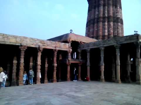 Ashoka iron pillar delhi