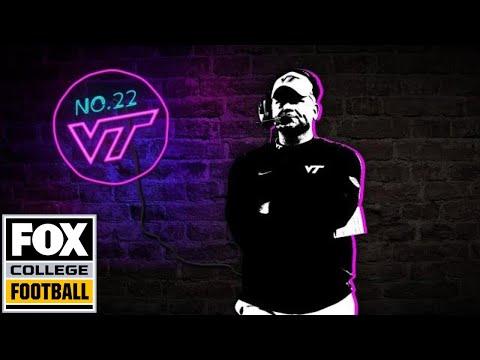 Virginia Tech Hokies nab No. 22 in Joel Klatt