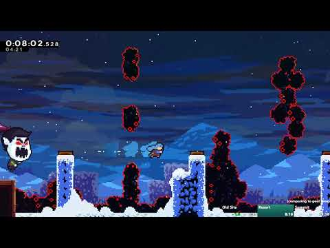 Celeste Any% (Current Patch) Speedrun in 29:41