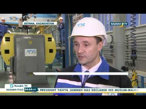 Kazakhstan to export engines for electric locomotives to Iran and Ukraine - Kazakh TV