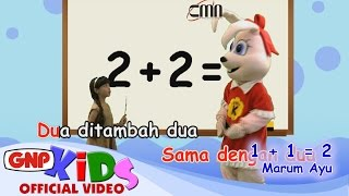 Download 1+1=2 (Bulan Ayu & Marum Ayu) MP3 song and Music Video
