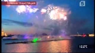 Алые паруса 2009 г. -  Дунаевский .Увертюра  Дети капитана Гранта
