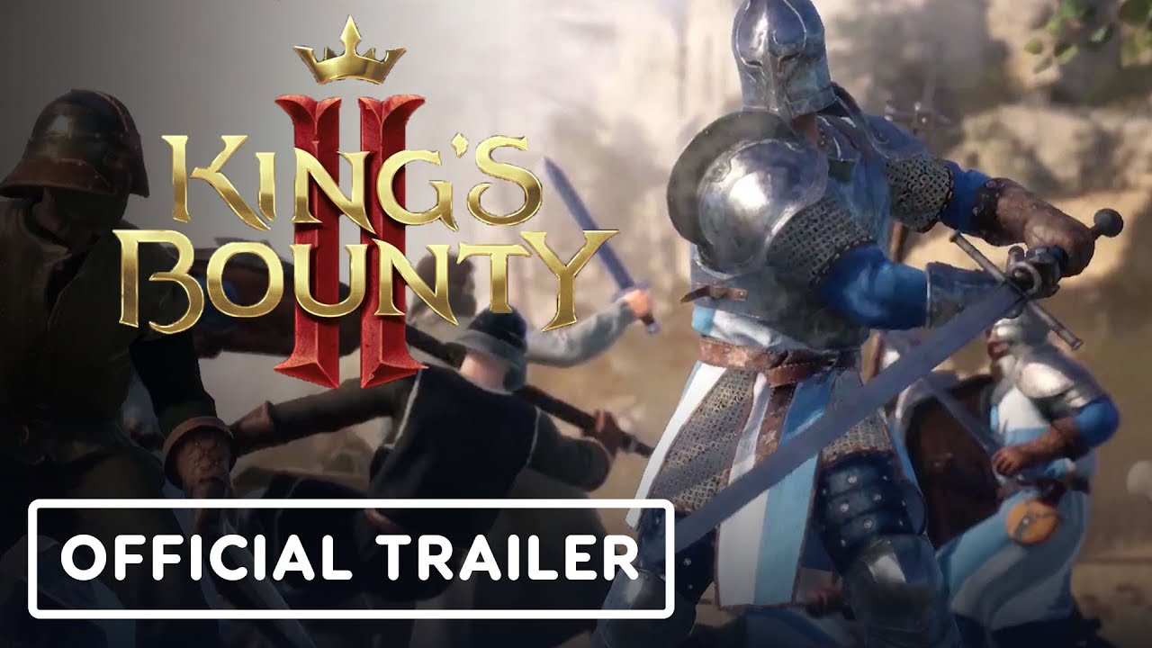 King's Bounty 2 - Official Reveal Trailer