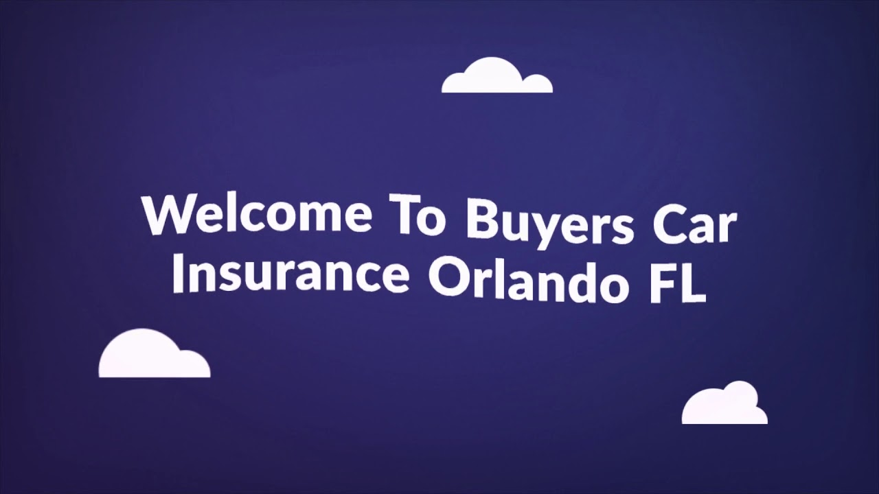 Cheap Auto Insurance in Orlando FL