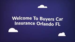Cheap Auto Insurance in Orlando FL