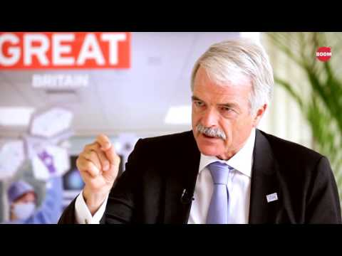NHS England Chairman Malcolm Grant Talks To BOOM On Universal Healthcare