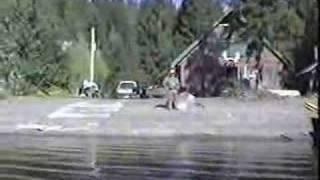 Canim Lake, BC with BOOMER and MELINDA 2007