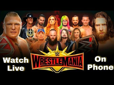 How To Watch WWE WrestleMania Live On Android Device | Hindi | Technical Doctor