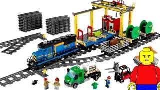Обзор летних новинок LEGO 2014!