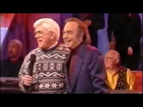 NEIL DIAMOND - HAVA NAGILA  (LIVE-1993)