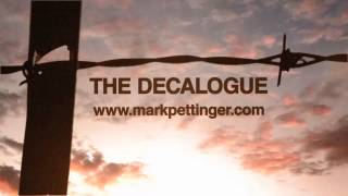 The Decalogue - Video Trailer (crime fiction author Mark Pettinger)