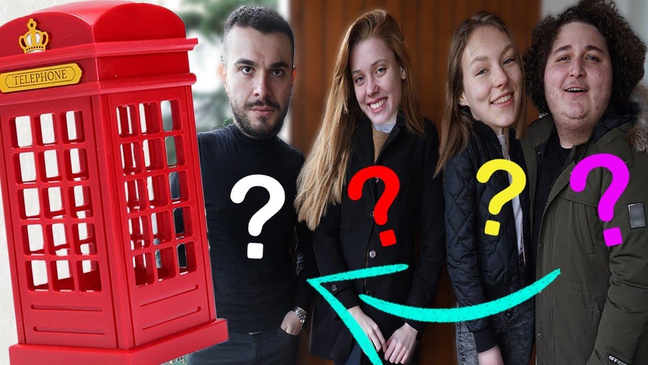 TELEFON KULÜBESİNDEN SON ÇIKAN KAZANIR w/ Ali Biçim (Telefonun Başında #1)