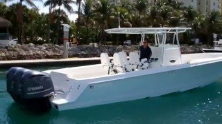 Contender Boats 39ST Custom Options!