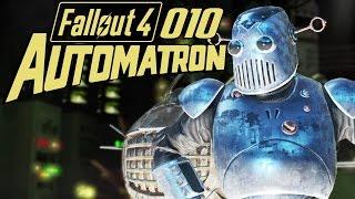 FALLOUT 4 AUTOMATRON [S02E10] - Isabel Cruz aka The Mechanist (DLC ENDE) ★ Let's Play Fallout 4