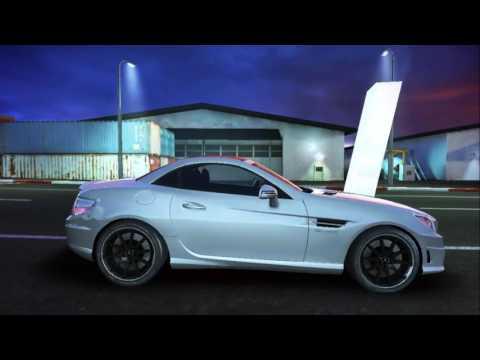 Asphalt8 Mercedes (01:12:303) By Warut   New Time(01:12:073)