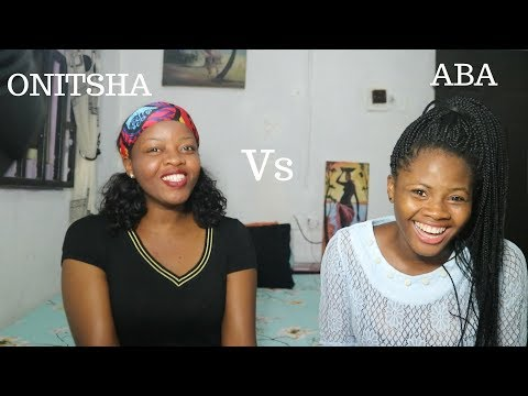 ABA vs ONITSHA BROUGHT UP ||  LIFE IN SOUTH-EASTERN NIGERIA