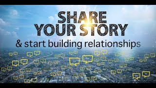 Stories That Build Relationships Start Here!