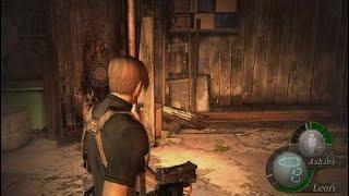 Resident Evil 4 - Village Chief Boss