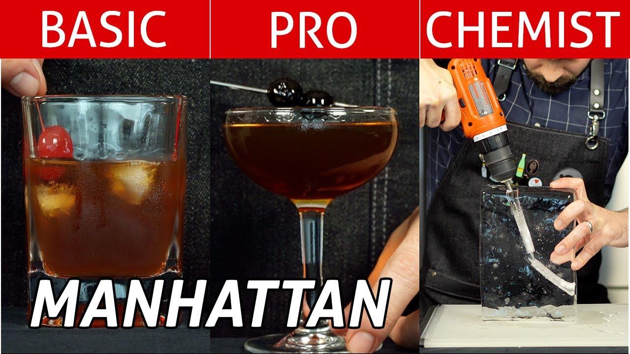 Manhattan - 3 Ways