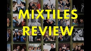 Mixtiles review - printing, mounting, and hanging your photos using a smartphone app