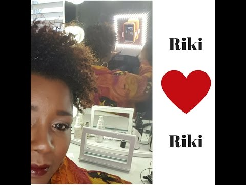 Glamcor Riki Loves Riki Skinny Lighted Mirror Youtube