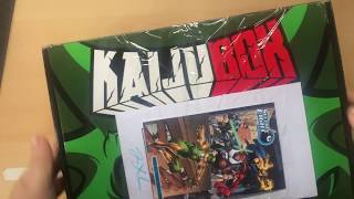 Ramos Comics   KaijuBox