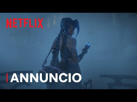 Arcane | Annuncio ufficiale | Netflix