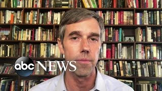 Beto O'Rourke urges Texas governor to listen to health experts