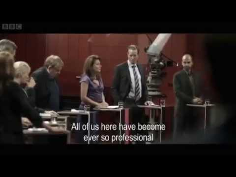 Borgen clip - Birgitte Nyborg speech (English subtitles)