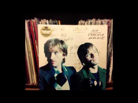 AIR ‎– Talkie Walkie 2004 (Vinyl LP Album rip)