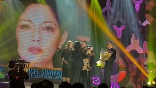 Yassi Pressman dance tribute to Diamond Star Maricel Soriano