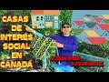 VIVIENDA de interés SOCIAL en Canada, Low income HOUSING, english subtitles.
