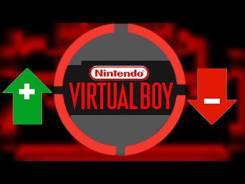 How The Nintendo Virtual Boy Entered The Red Ring Of Death - The Rise And Fall