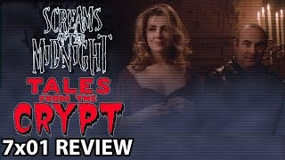 Tales From The Crypt Season 7 Episode 1 'Fatal Caper' Review