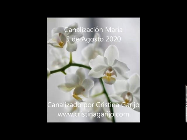Canalización María