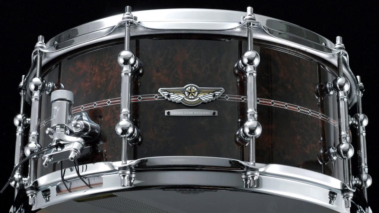 TAMA STAR Drums - Snares